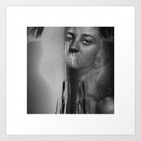 BL(IN)D 2.0 Art Print