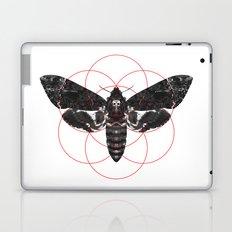 Sacred Death's-head Hawkmoth Laptop & iPad Skin
