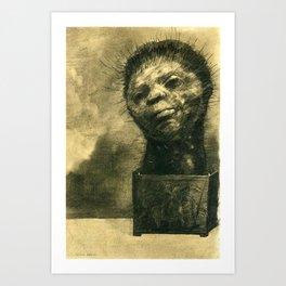 Cactus Man - Odilon Redon Art Print