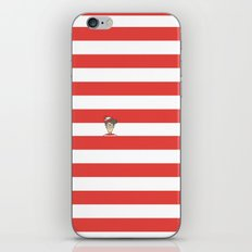 Dude.. I'm right here iPhone & iPod Skin