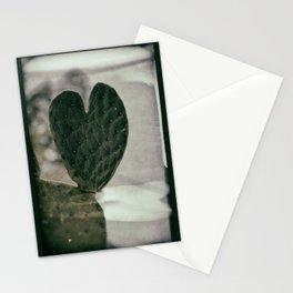 Padded Heart Stationery Cards