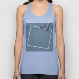 Floating Point Unisex Tank Top