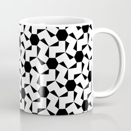 Damascus Motif Coffee Mug