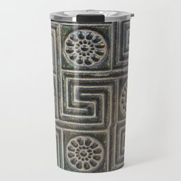 Medallions Travel Mug