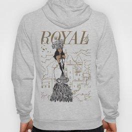 Kayla Royal Hoody