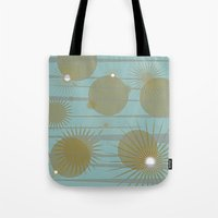 planets Tote Bags featuring Planets by carriejeandesigns