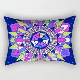 Mandala IV Rectangular Pillow