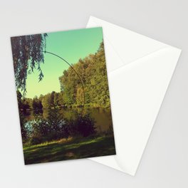 Land art Stationery Cards