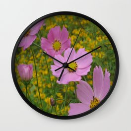 SWAYING IN THE BREEZE Wall Clock