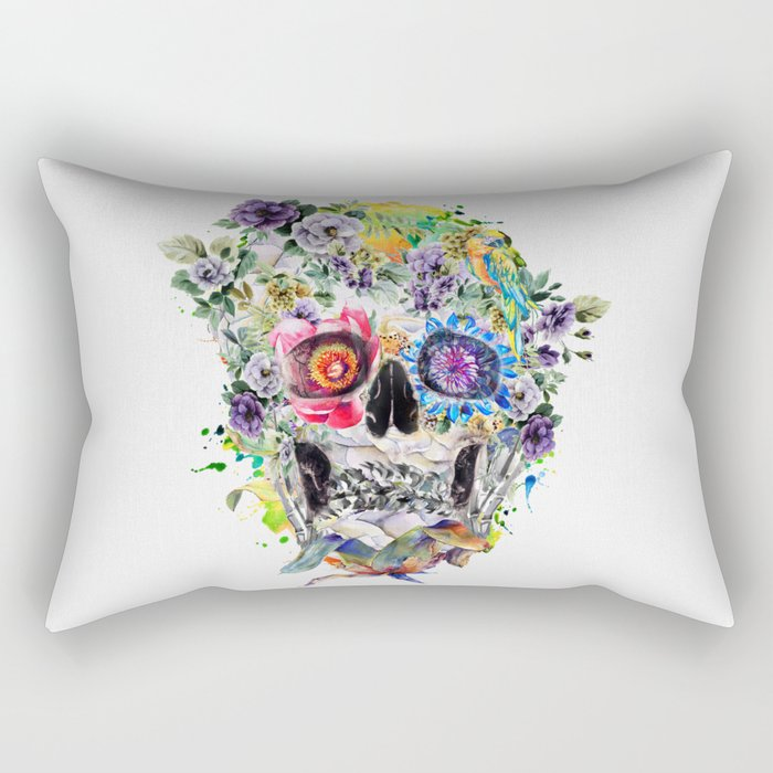 SKULL NI Rectangular Pillow