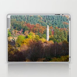 Autumn at Glendalough (RR 171) Laptop & iPad Skin