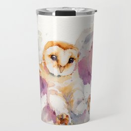 Twilight Owl Travel Mug