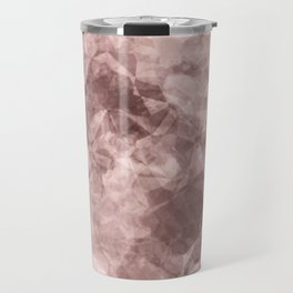 crystal pink.1 Travel Mug