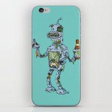 Zender iPhone & iPod Skin