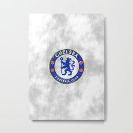 FC Chelsea sketch Metal Print