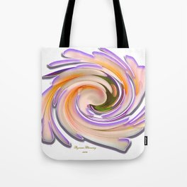 The whirl of life,W1.8A Tote Bag