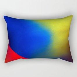 Aurore Boréale Rectangular Pillow