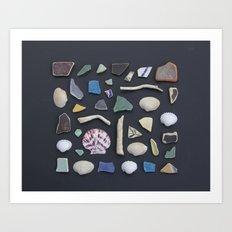 Ocean Study No. 1 Art Print
