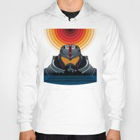 pacific rim Hoodies featuring Pacific Rim by milanova