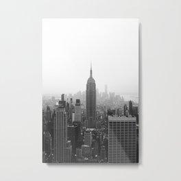 Empire State Building New York City, USA - Travel Photography | fine art wall print | Framed Art Print Metal Print