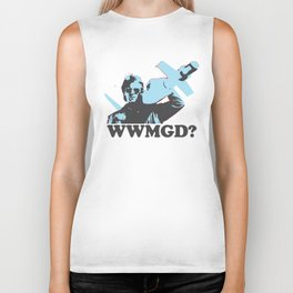 What would MacGyver Do? Biker Tank