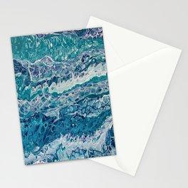 Bermuda Blues Stationery Cards