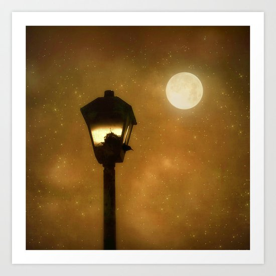 Luminescence Art Print