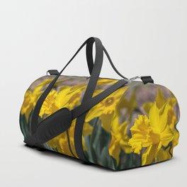 Daffodils 3 Duffle Bag