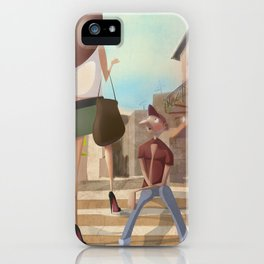That Girl from Ipanema iPhone Case