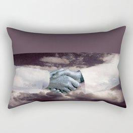 Modest Mouse - The Moon and Antarctica Rectangular Pillow