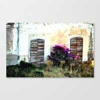 doors Canvas Prints featuring doors by  Agostino Lo Coco
