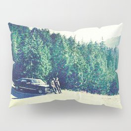 Roadside Pillow Sham