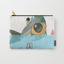 Fish & sChips Carry-All Pouch