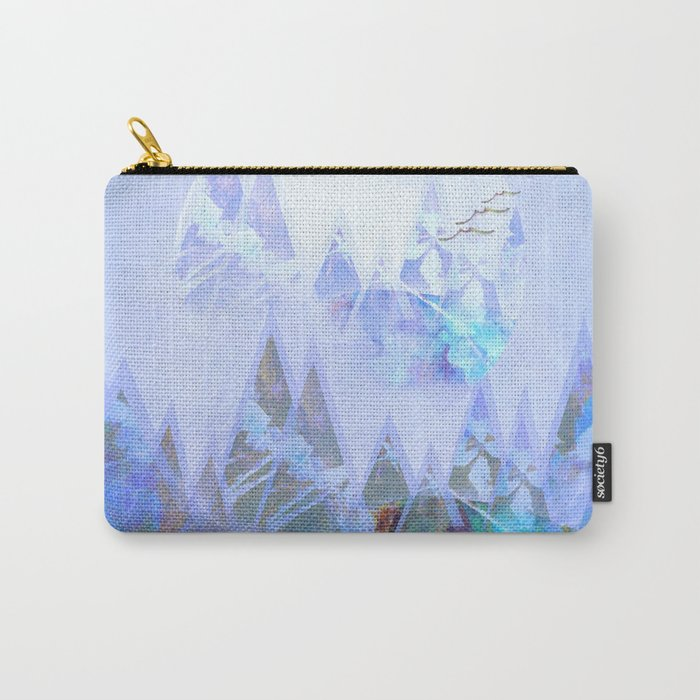Rising Moon Carry-All Pouch