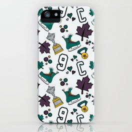 Paul Of Fame iPhone Case