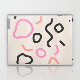 Pop Confetti Laptop & iPad Skin