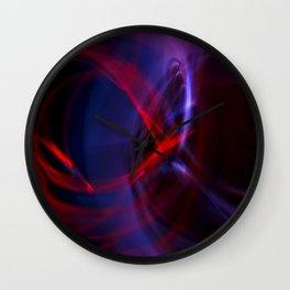 Eternity Love Symbol Wall Clock