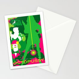 James Bond Golden Era Series :: Octopussy Stationery Cards