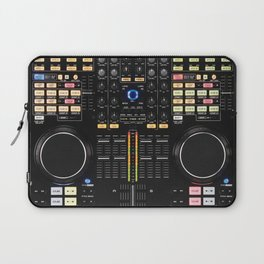DJ Set NS7 Denon Mc6000 Laptop Sleeve