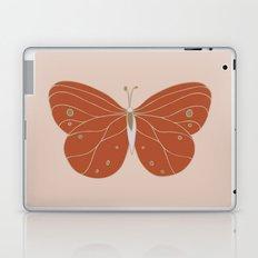 Minimalist Butterfly Art Laptop & iPad Skin