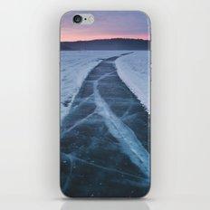 Bearspaw Reservoir iPhone & iPod Skin