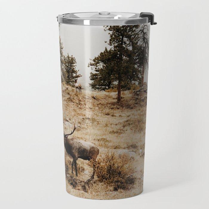 Elk Bugle Travel Mug