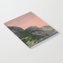 Parc National du Fjord-du-Saguenay Notebook