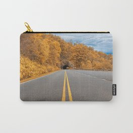 Shenandoah Skyline Drive - Autumn Gold Carry-All Pouch