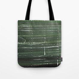 Kombu green abstract watercolor background Tote Bag