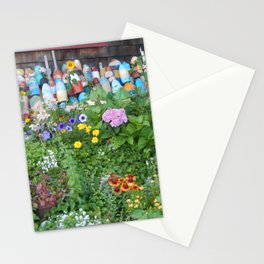Garden Of Buoys Stationery Cards
