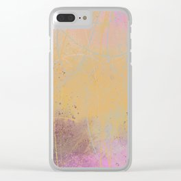 Anthemoessa 13 Clear iPhone Case