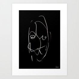 Demeter Moji d9 5-1 b Art Print