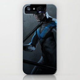 Nightwing iPhone Case
