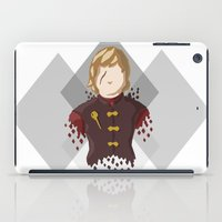 lannister iPad Cases featuring Tyrion Lannister by itsamoose